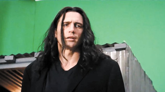 The Disaster Artist   Photo provided