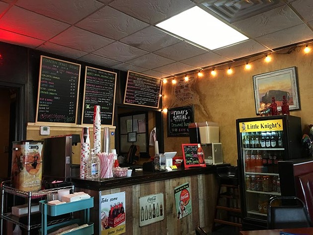 The new Little Knight's location is at 2917 E. Waterloo Road in Edmond. | Photo Jacob Threadgill