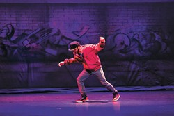 The sixth Hip Hop Nutcracker is Dec. 8-9 at Oklahoma City Community College's Visual and Performing Arts Center Theater. | Photo RACE Dance Company / provided