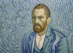 Vincent van Gogh is played by Robert Gulaczyk in Loving Vincent. | Image Loving Vincent / provided