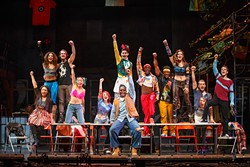 Rent stops at Civic Center Music Hall Tuesday-Nov. 12. | Photo OKC Broadway / provided