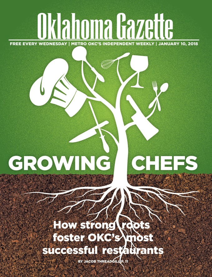 Oklahoma City's chefs and restaurateurs combat problems ranging from drugs to tempestuous kitchen environments and strive to keep chefs happy and healthy in their careers.
