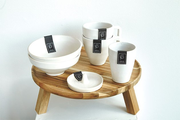 The Art Market features ceramics produced by Craig Proper. | Photo DNA Galleries / provided