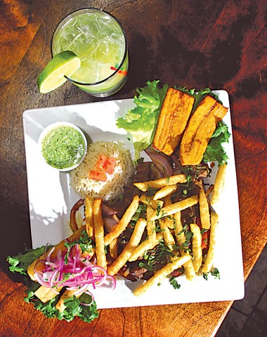 Zarate's Latin Mexican Grill