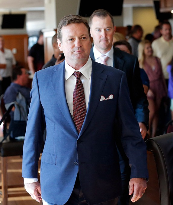 Bob Stoops retired in June after 17 seasons as OU's football coach, which included 10 Big 12 championships and a national title in 2000. | Photo University of Oklahoma / provided