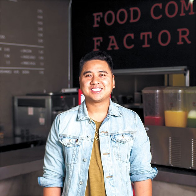 Chef Andy Nguyen is bringing his successful East Side Poke Project concept to NE 23rd Street later this year. | Photo provided