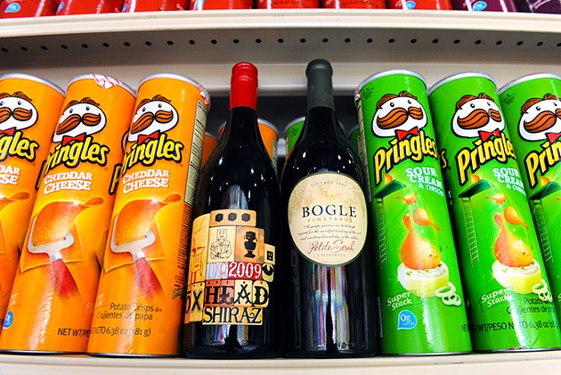 Oklahoma's liquor laws will change in October to allow wine and full strength beer to be sold in grocery and convenience stores. The ABLE Commission, a small state agency, holds the licensing power for those retailers. (Photo Gazette / file)