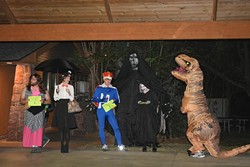 Guests can win zoo gift cards and other prizes through the Creatures and Cokctails costume contest (Oklahoma City Zoological Park and Botanical Garden / provided)