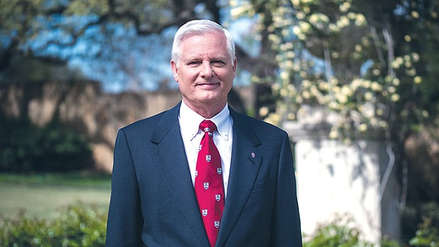 James Gallogly will assume the role of University of Oklahoma president July 1. - PROVIDED