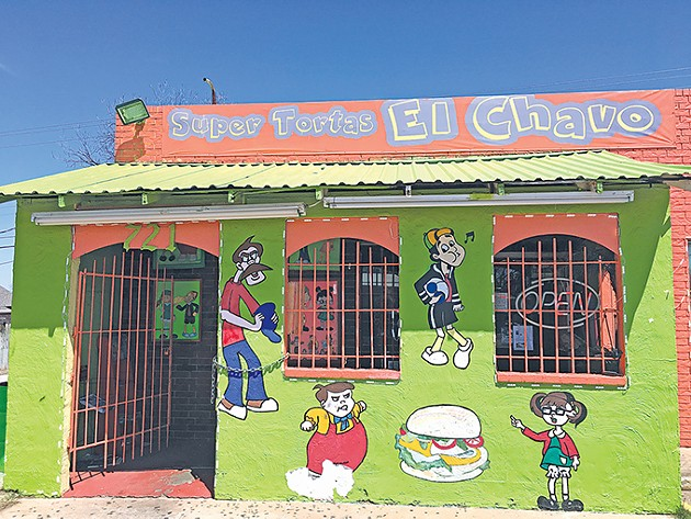 Super Tortas El Chavo is located at 721 SW 29th St. - JACOB THREADGILL