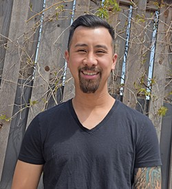Troung Le is the owner of Covell Park, Okie Pokie / Noodee, Chick N Beer and the upcoming Collective Kitchen and Cocktails. - JACOB THREADGILL