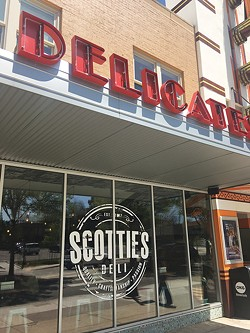 Scottie's Deli opened in early August 2017 at 427 NW 23rd St. - JACOB THREADGILL