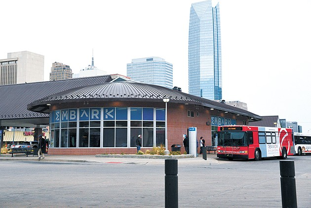 Oklahoma City's transit leaders listed Sunday bus service in its budget proposals for the next fiscal year, which begins July 1. - LAURA EASTES