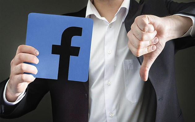 In a recent survey of 1,000 Americans by the research group Techpinions, 9 percent of responders reported deleting their Facebook account in wake of data misuse reports. - BIGSTOCK.COM