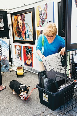 The 42nd Annual Paseo Arts Festival is Saturday-Monday. - THE PASEO ARTS ASSOCIATION / PROVIDED