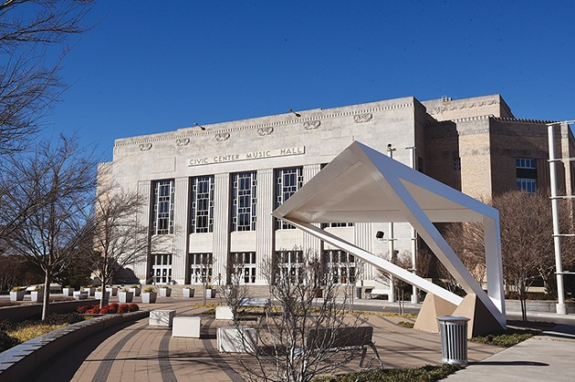 Private management is expected to make venue upkeep at Civic Center Music Hall more consistent and efficient. - GAZETTE / FILE