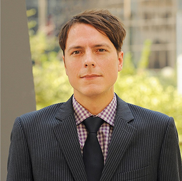 Blake Johnson is an attorney with Crowe & Dunlevy. - PROVIDED
