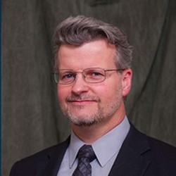 Dr. Aaron Bachhofer is an associate dean of history at Rose State College. - PROVIDED