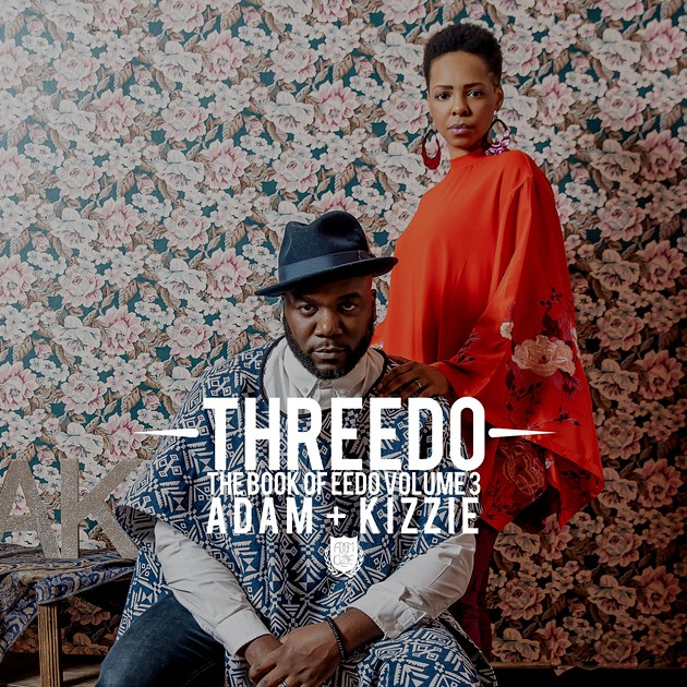 Adam & Kizzie's The Books of Eedo: THREEDO was released earlier this month and gets its release show June 29 at Tower Theatre. - PROVIDED