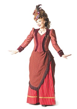 Dee Hoty stars as Mrs. Dolly Levi in Lyric Theatre of Oklahoma's production of Hello, Dolly! - K.O. RINEARSON / PROVIDED