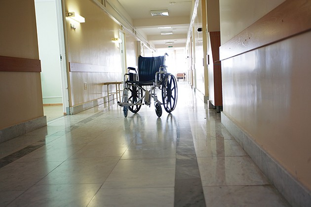 An Oklahoma State Department of Health hiring freeze led to a depletion in the number of long-term care facility surveyors. - BIGSTOCK.COM