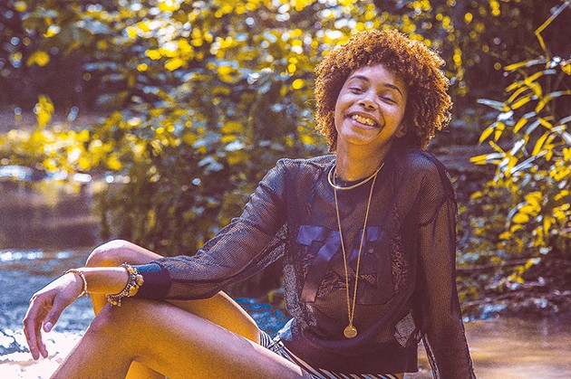 Hip-hop artist Odessa I Reign is a featured performer at Saturday's AMP Festival. - PROVIDED