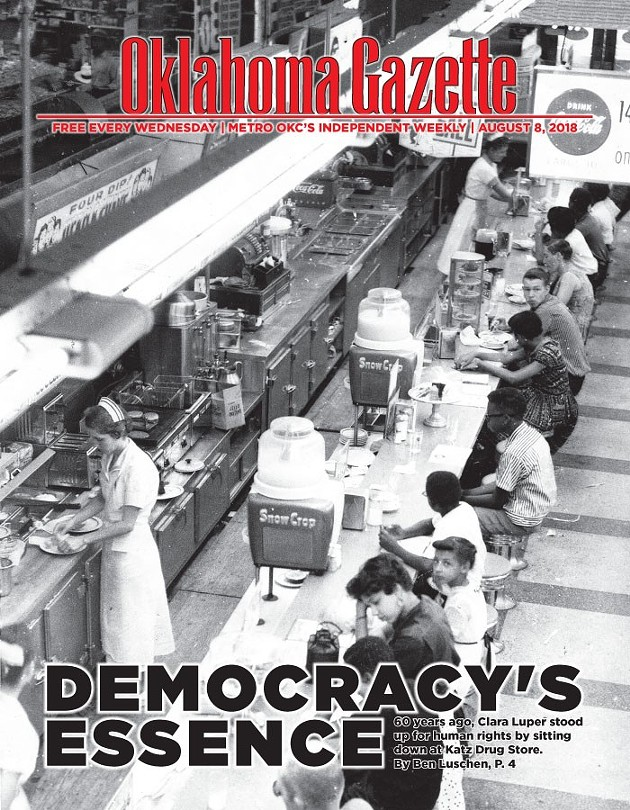 Next Issue: 60 years ago protesters staged a sit-in at Katz Drug Store | Oklahoma Gazette