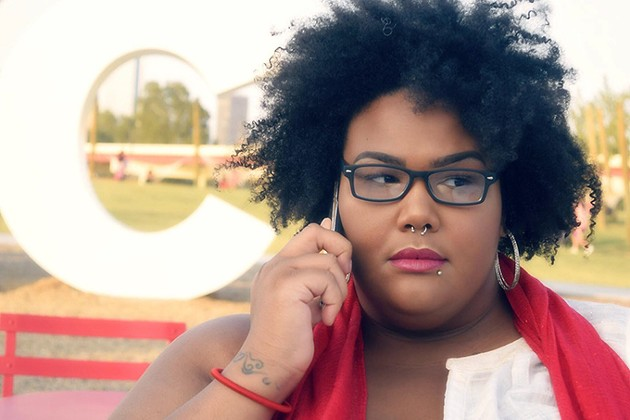 Alexandria Carr created, directed and wrote the OKC-set LGBTQ+ web series Scandalous Tales, and she will play Nova in season two. - PROVIDED