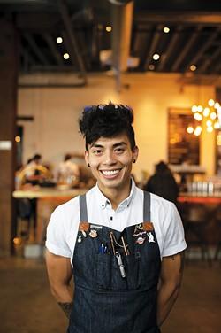 Best bartender - Jason Nguyen