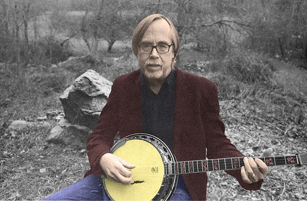 Tony Trischka performs at this year's Banjo Fest concert. - AMERICAN BANJO MUSEUM / PROVIDED