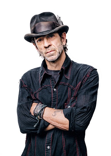 Travis Meadows plays The Blue Door Sept. 19. - JOSHUA BLACK WILKINS