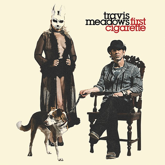 Meadows' most recent album, First Cigarette, was released in 2017. - PROVIDED