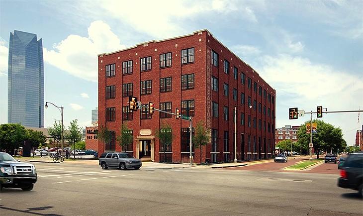Bricktown tech | Oklahoma Gazette