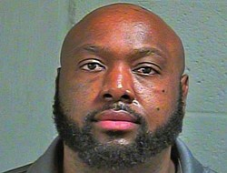 Elijah Muhammed Sr. remains in the Oklahoma County jail on a $500,000 bond. - PROVIDED