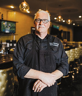Ned Shadid Sr. is the proprietor of Ned's Starlite Lounge. - ALEXA ACE