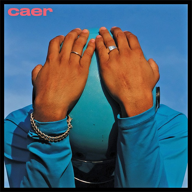 Twin Shadow's latest album, Caer