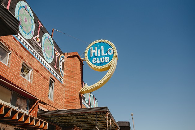 HiLo Club has operated with few closures for 62 years in the Donnay Building. - ALEXA ACE