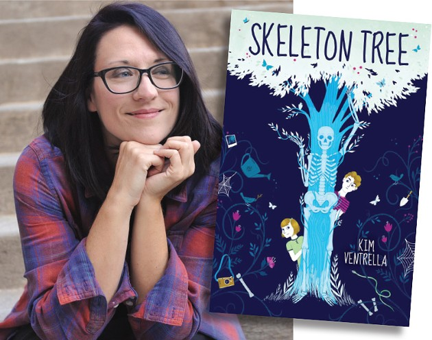 Kim Ventrella, author of Skeleton Key, is one of the featured authors at Oklahoma Book Festival. - PROVIDED