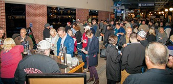OKBio BrewFest brings life sciences and craft beer together Nov. 8 at Chickasaw Bricktown Ballpark. - I2E / PROVIDED