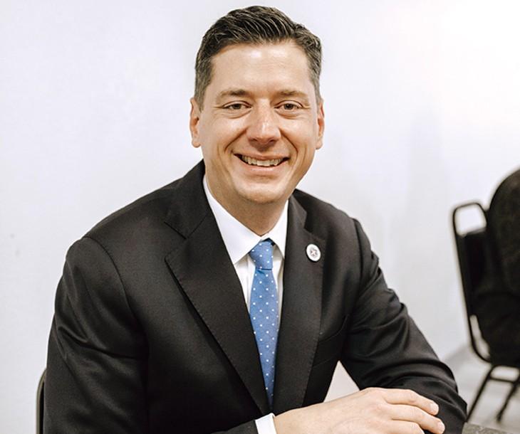 Oklahoma City mayor David Holt - ALEXA ACE
