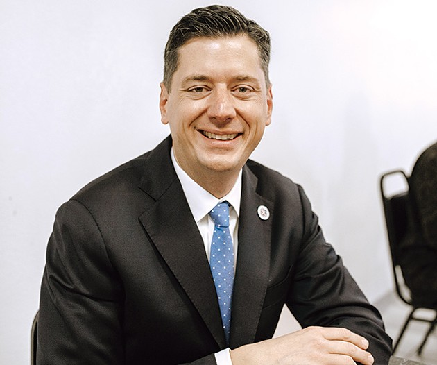 Oklahoma City mayor David Holt - ALEXA ACE