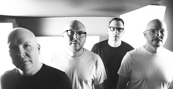 Smoking Popes play Blue Note Lounge, 2408 N. Robinson Ave., Nov. 16 with Tulsa's Fabulous Minx. - PROVIDED