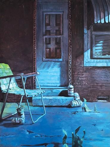 """The High Life"" by Jason Cytacki - PROVIDED"