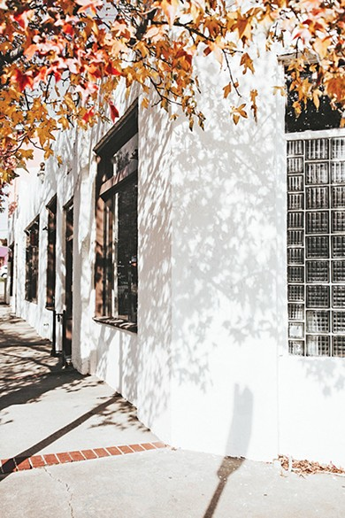 3004 Paseo St. is a Spanish-style building in the heart of The Paseo Arts District. - ALEXA ACE