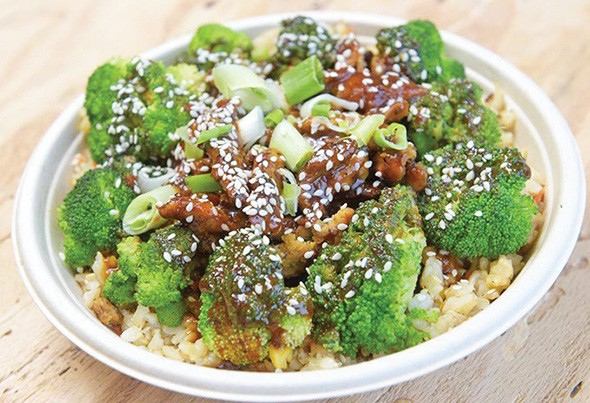 Sesame Rice Bowl - GAZETTE / FILE