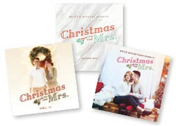 The Merritts have released three volumes of Christmas With the Mrs. albums to date. - PROVIDED