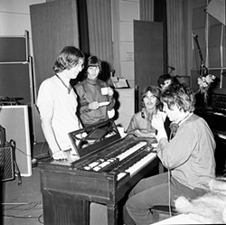 Accompanying orchestral arrangements of Beatles songs, Revolution features a multimedia presentation including hundreds of rarely seen photos of the band. - BEATLES BOOK PHOTO LIBRARY (BBPL) / PROVIDED