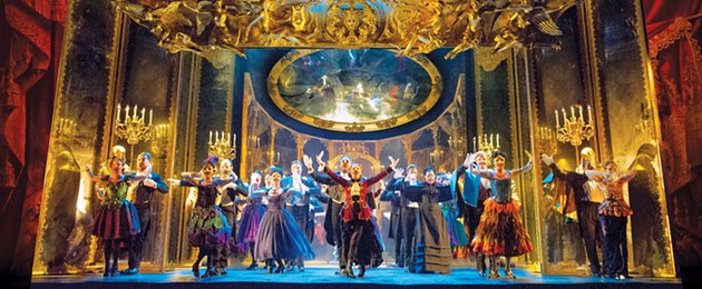 The Phantom of the Opera runs Jan. 9-20 at Civic Center Music Hall, 201 N. Walker Ave. - MATTHEW MURPHY / PROVIDED