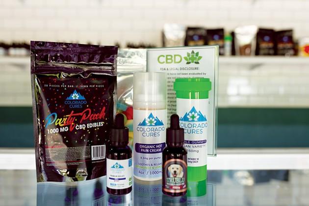 CBD Plus USA offers a variety of CBD products. - ALEXA ACE