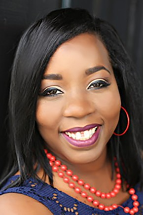 Shantel Farrow is a therapist and intake manager at Pivot - A Turning Point for Youth. She created the organization's new mentorship event Girl Talk. - PROVIDED